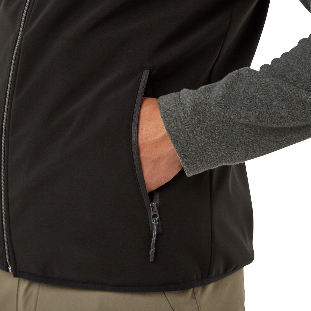Craghoppers Mens Baird Sshell Vest Bodywarmers