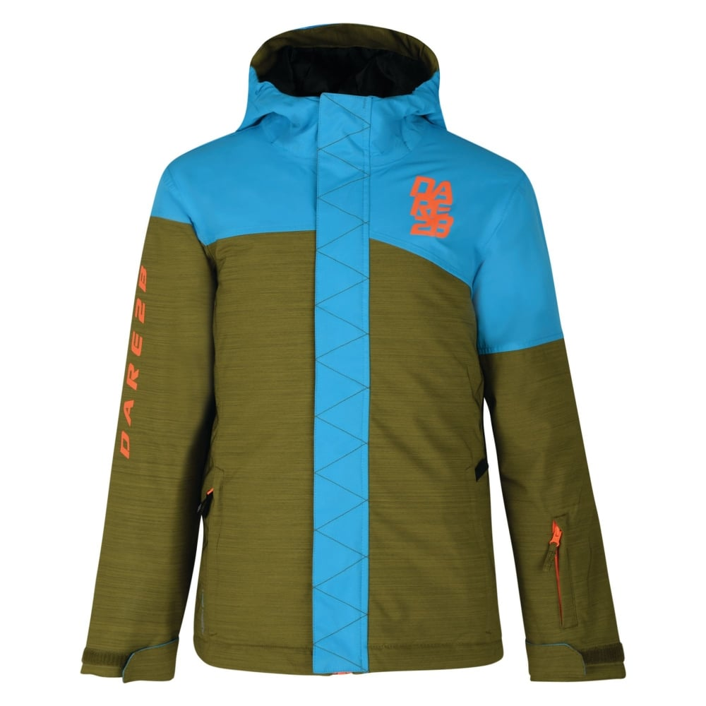 Dare2b Provider Boys Ared 5000 Fabric Padded Insulated Jacket