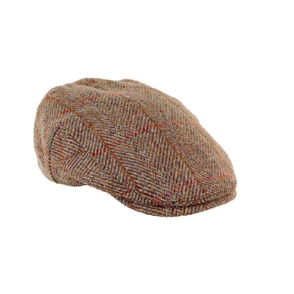 a0c3f68045227f Harris Tweed Highland Flat Cap