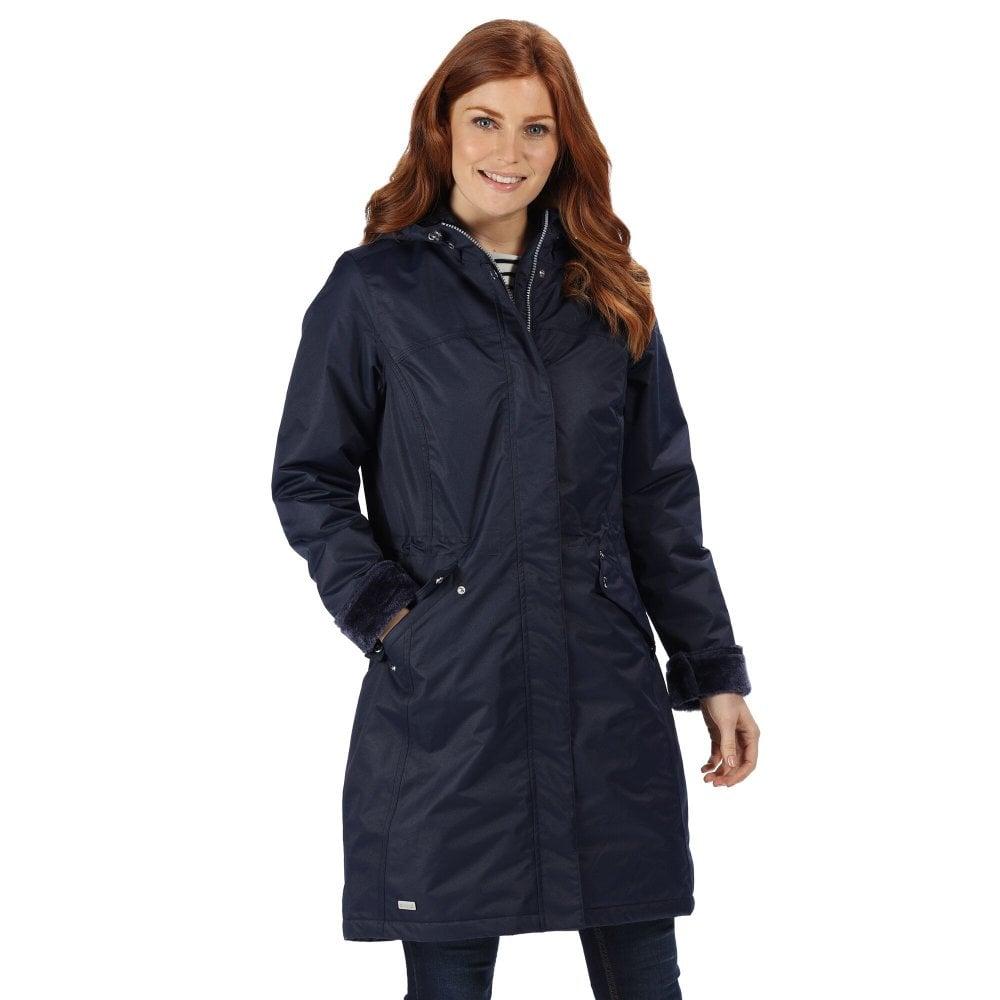 Regatta Women S Voltera Heated Long Jacket From Otterburn Mill